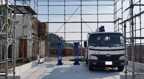 宮崎県 K様邸 ビシャモン製 トータスリフト納品設置