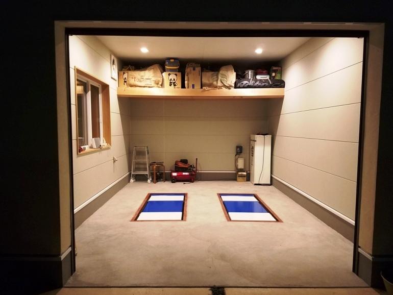 03 神奈川県U様邸 マイガレージ27