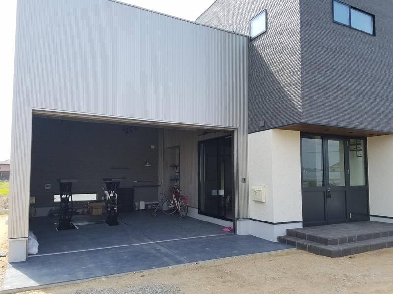 03 香川県K様邸 マイガレージ31