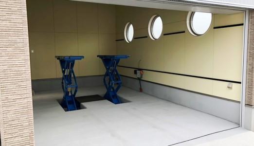 栃木県 M様邸 ビシャモン製 トータスリフト納品設置
