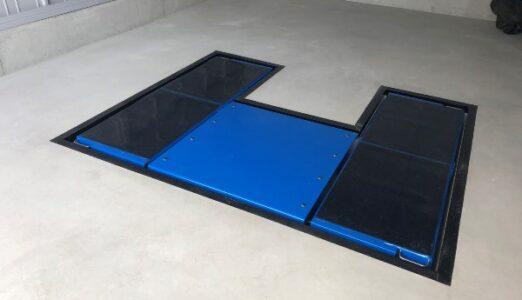 栃木県 A様邸 ビシャモン製 トータスリフト納品設置
